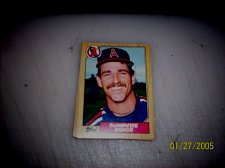 Buy 1987 Topps Traded Baseball ROOKIE CARD OF DEWAYNE BUICE A'S #T13 FREE SHIP