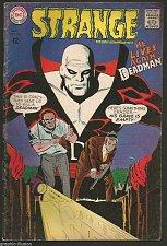 Buy Strange Adventures #206 Deadman DC COMICS 1967 Silver Age comic Neal Adams
