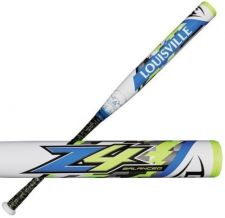"Buy 2016 Louisville Slugger Z4 34""/26 oz. USSSA End Loaded Softball Bat WTLZ4U16B"