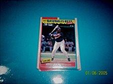 Buy 1987 Fleer Baseballs Best Sluggers Vs Pitchers KIRBY PUCKETT #31