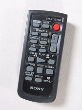 Buy SONY RMT 831 Remote Control ler - DCR TRV265 E TRV280 TRV260 TRV255 E camcorder