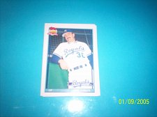 Buy 1991 Topps Traded kirk gibson royals #46T mint free ship