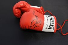 Buy Autographed Mini Boxing Gloves Miguel Cotto