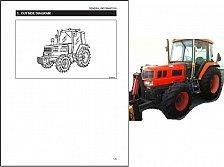 Buy Kioti DK65 Tractor Repair Service Workshop Manual CD -- DK 65