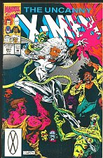 Buy WOLVERINE: Uncanny X-men #291 Marvel Comics 1st print 1992