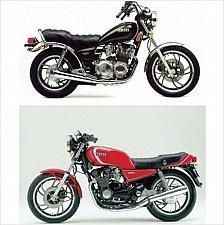 Buy 1980-1981-1982-1983 Yamaha XJ650 Maxim / XJ 650 Seca Service Manual on a CD