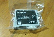 Buy Epson T0601 BLACK ink printer c68 c88 cx7800 cx4800 cx3800 cx5800f to601 60