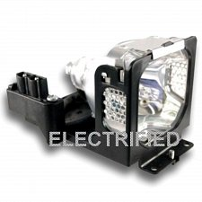 Buy SANYO 610-311-0486 FACTORY ORIGINAL BULB IN GENERIC HOUSING FOR MODEL PLC-SE20A