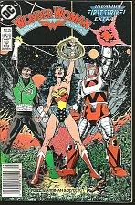 Buy WONDER WOMAN #25 George Perez Marrinan Blyberg Very Fine DC Comics 1988