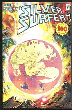 Buy Silver Surfer Giant-sized #100 Anniversary Marvel Comics VF+/NM 1995 HOLOGRAM