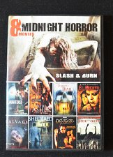 Buy new 8Movie 2Disc DVD SALVAGE Hide & Creep SHELTERED Deadfall Trail SLAUGHTERED