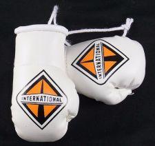 Buy International Trucks mini boxing gloves ideal for windscreen (a pair)