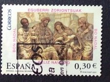 Buy Spain 2007 Mi4266 1v used Stamp Christmas Religion thematic Epiphany