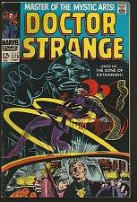 Buy Dr. Strange #175 VF- Gene Colan/RoyThomas/Palmer Marvel Comics 1968 1st Print