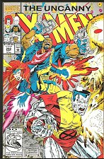 Buy WOLVERINE: Uncanny X-men #292 1st print 1992 Marvel Comics