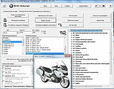 Buy 2005-2013 BMW R 1200 RT ( R1200RT K26 ) RepROM Service Manual on a DVD