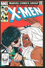 Buy Uncanny X-men #170 VF+/NM- range Marvel Comics Paul Smith 1st print & series1983