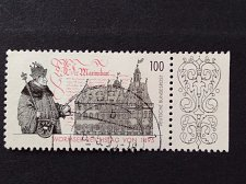 Buy Germany 1 v used stamp with tab 1995 Michel 1773 Diet of Worms 500th Anniv