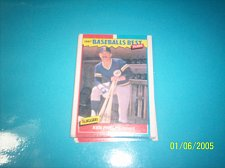 Buy 1987 Fleer Baseballs Best Sluggers Vs Pitchers KEN PHELPS #30 FREE SHIP