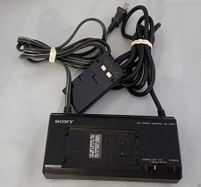 Buy Sony AC V65A Handy cam corder electric battery charger power adapter cord FX710