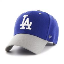 Buy Los Angeles Dodgers MLB Audible Two Tone MVP Hat by '47