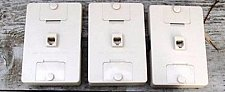 Buy lot of 3 Suttle 630LCU-50E Wall Mount DSL Adapter Filter Phone Line Conditioner