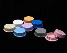 Buy 50 PCs Empty cosmetics jars 5 grams