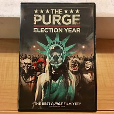 Buy The Purge Election Year DVD 2016 Frank Grillo Edwin Hodge Elizabeth Mitchell