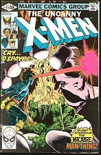 Buy Uncanny X-men #144 Marvel Comics 1981