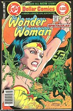 Buy WONDER WOMAN --SPECTACULAR -- SPECIAL SERIES #9 DC Comics 1st print 1978 Ditko