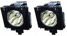 Buy PANASONIC ET-LAD57W ETLAD57W TWIN PACK LAMPS IN HOUSINGS FOR PROJECTOR PTD5700L