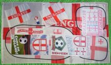 Buy Ultimate England Supporters Flags & Kit for the World cup 2018 or St Georges Day