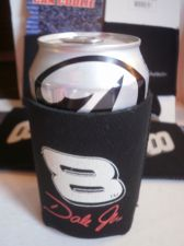 Buy (2) #8 Dale Earnhardt Jr Can Coolers Coolie Koozie Neoprene New