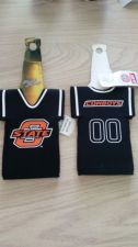 Buy Lot of 2 Oklahoma State Cowboys Bottle Jersey Koozies (405)