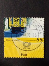 Buy Germany used 1v 2009 Post & Philately/Postal Services