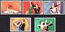 Buy South Africa MNH - 2003 Ballroom Dancing MNH** Complete Set of 5