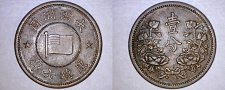 Buy 1937-KT4 Japanese Puppet States Manchukuo 1 Fen World Coin - China - WWII Era