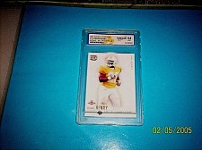 Buy 2001 Pacific Dynagon #116 Travis Henry RC WCG Grade #9.0