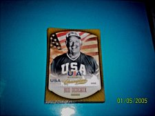 Buy ROD DEDEAUX #2 2013 Panini USA Champions Gold Boarder Card FREE SHIP
