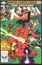 Buy Uncanny X-men #160 Marvel Comics 1982 1st print and series