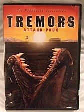 Buy 4movie DVD TREMORS,AFTERSHOCKS,PERFECTION,Reba MCENTIRE Sara BOTSFORD Lydia LOOK
