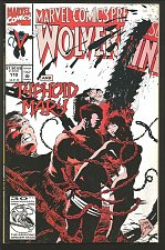Buy Marvel Comics Presents #110 WOLVERINE Marvel Comics 1992