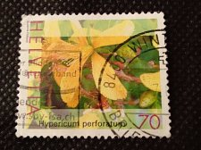 Buy Switzerland 1V USED STAMP 2003 Mi1820 St John's Wort Hypericum perforatum Flora