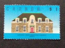 Buy Canada Stamp used 1v stamp 1992 Runnymede Library, Toronto Scott 1181iv
