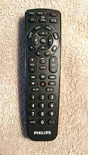 Buy Philips SRP1103 Universal Remote Control TV SAT CABL CBL DTV Blu-ray DVD player