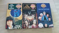 Buy Doctor Who - 3 VHS Lot - See Picture