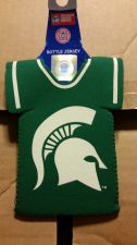 Buy Lot of 2 Michigan State Spartans Bottle Jersey Koozies (405)