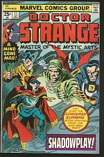 Buy Dr. Strange #11 Marvel Comics GENE COLAN 1975 Very Fine range or better
