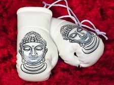 Buy Thailand Buddha Mini Boxing Gloves for rear view mirror