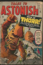 Buy Tales To Astonish #16 THORR Marvel Comics 1961 prototype